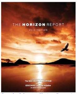 horizon report 2010