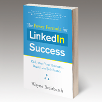 linked in success wayne breitbarth