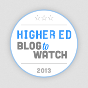 Higher Ed Blog To Watch